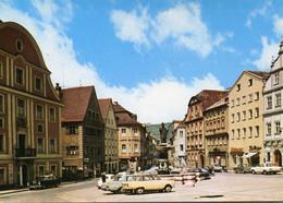 DKW Junior,Opel Rekord A,VW 1500...,Eichstätt,Marktplatz, Ungelaufen - Passenger Cars