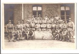 CPP 335 - CARTE PHOTO - MILITARIA - 91e Régiment D'Infanterie De Charleville Mezieres - Charleville
