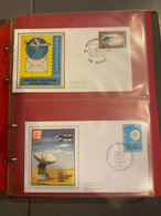 Lot Fdc Inzet 1€ - 1971-80