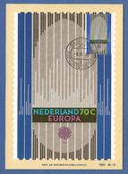 Nederland 1985 Mi.Nr. 1275 , EUROPA CEPT Europäisches Jahr Der Musik - Maximum Card - Stempel Groningen -4.VI.85 - 1985
