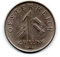 Autriche -  Schilling 1934 - TTB+ - Austria