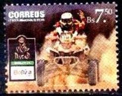 Bolivia 2014 ** CEFIBOL 2246 Dakar 2015. Cuadriciclos. - Bolivia