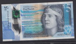 2016 £5.00 - 5 Pounds