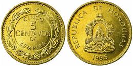Honduras - 5 Centavo 1995 UNC Bank Bag - Honduras