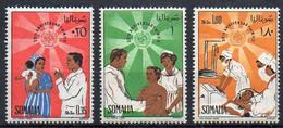 Somalia 1968 MiNr. 118/ 120  **/ Mnh ; 20 Jahre WHO - Somalia (1960-...)
