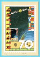 Nederland 1983 Mi.Nr. 1233 , EUROPA CEPT Große Werke Menschlichen Geistes - Maximum Card - Groningen 17.V.83 - 1983