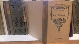 """FRAISSE E-C. Le Cheval  """"encyclopédie Des Connaissances Agricoles"""" (R3)(2) - 18 Años Y Más"""