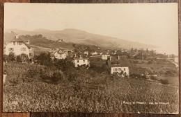 PULLY - 1922 - VUE DE PULLY ET PAUDEX DEPUIS LE PRIEURE... JOLIE CARTE - VD Vaud
