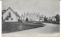 Orbigny - Château De La Bretèche - Andere Gemeenten