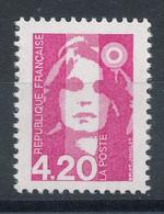 2770** Marianne 4,20f Rose - Unused Stamps
