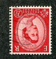 GB 1112 1958  Mi.# 322Z  Offers.. Angebot Wilkommen! - Gebraucht