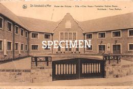 Home Des Artistes Villa Chez Nous - Sint-Idesbald - Koksijde