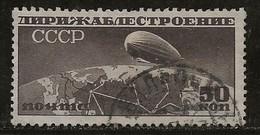 Russie 1931 N° Y&T : PA. 25 Obl. - Gebruikt