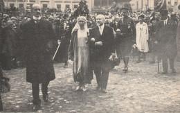 Guerre 1914 - 1918 , Liège Décoré De La Légion D'honneur , Place Du Marché , 24 Juillet 1919 , Le Roi Albert - Oorlog 1914-18