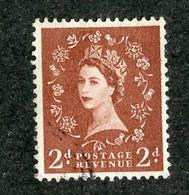 GB 1261 1961  SG.# 613a Mi.# 325yx  Offers.. Angebot Wilkommen! - Gebraucht