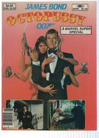 Marvel Super Special, Volume 1, Numero 26: JAMES BOND 007 - OCTOPUSSY (MARVEL 1983) - Non Classés