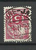 ESTLAND ESTONIA 1923 O SUURE-JAANI Michel 37 A - Estland