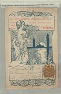 Venezia IV Esposizione Internazionale D' Arte Della Citta Di Venezia 1901 (DEC 2020 213) - Venezia