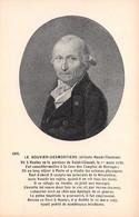 HISTOIRE URBAIN RENE THOMAS LE BOUVIER DESMORTIERS 14-0115 - Geschichte