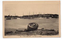 29 - CONCARNEAU - Une Vue Du Passage - Bateaux (C130) - Concarneau