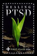 USA, 2019, B7 Semi-Postal (65c), PTSD,Single, MNH, VF - Nuevos