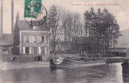 """CLAMECY """" Le Port Et La Chapelle St Roch , RARE """"     N°7134 - Clamecy"""