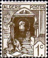 Algérie Poste N** Yv: 34 Mi:35 Alger Rue De La Kasbah - Ungebraucht