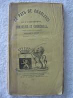 Charleroi – L'abbé Baroudeur Aristide Piérard - EO 1855 – Rare, Curiosa Et Censuré ! - Bélgica