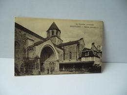 LA CORREZE ILLUSTREE BEAULIEU Beaulieu-sur-Dordogne (Bel Luec En Occitan) 19 CORREZE EGLISE PAROISSIALE  CPA - Other Municipalities
