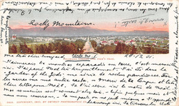 Colorado Springs And Pike's Peak 1901 - Other