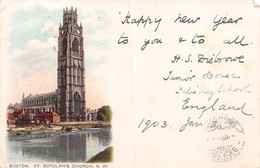 Boston St. Botolph's Church - 1903 - Altri