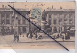 Reims (51) Place Royale En 1905 (Pharmacie De La Place Royale) - Reims