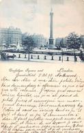 London Trafalgar Square Grand Hôtel - 1899 - Unclassified