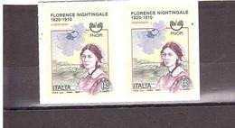 2020 TARIFFAB FLORENCE NIGHTINGALE - 2011-...: Mint/hinged