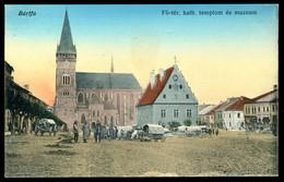 BÁRTFA1913. Régi Képselap - Hongarije