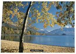 (BB 7) New Zealand - Lake Wanaka - Nueva Zelanda