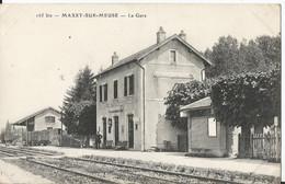 CPA 88 - Vosges - Maxey Sur Meuse - La Gare - Andere Gemeenten