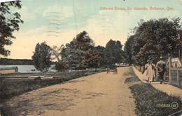 PIE-T-GB-19-2302 : OTTAWA STREET SAINT ANNEDE BELLEVUE - Andere