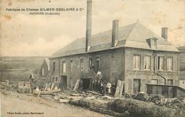 08 , SAPOGNE , Fabrique De Chaises Gilmer Deglaire & Cie , * 297 50 - Otros Municipios
