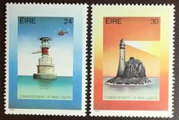 Ireland 1986 Lighthouses MNH - Ungebraucht