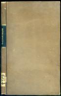 GYÓGYSZERÉSZET. Hartmann, E.: Homöopathische Pharmacopoe Für Aerzte Und Apotheker.Hrsg. Von Dr. - -. 5. Verb. Und Verm. - Unclassified