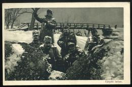 I.Világháború, Az Érdekes Újság Pályázatának Képei, Régi Képeslap - Hongarije