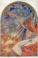Mucha, A. Slavnostni Hra Na Vltave I-II - Mucha, Alphonse