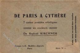 Kirchner, R. De Paris A Cythere Original Umschlag I-II - Kirchner, Raphael