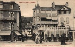 22709   BAGNERES DE BIGORRE   RUE DES THERMES - Bagneres De Bigorre