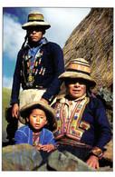 E 2193 - Pérou  Apurimac     Padre Ejemplar En El Ande - Peru