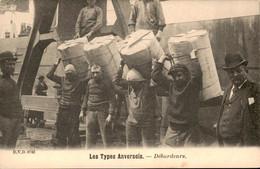 België - Anvers Antwerpen - Les Types Anversois - Debardeurs - 1900 - Zonder Classificatie