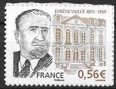 France 2009 Timbre Adhésif Neuf** N°369 Eugène Vaillé Cote 4 Euros - Adhésifs (autocollants)