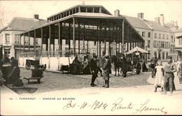 België - Turnhout - Marche Au Beurre - 1904 - Zonder Classificatie