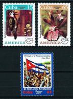 Cuba Nº 4115/16-4133 Nuevo - Ungebraucht